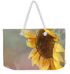 Sunflower Art - Be The Sunflower Weekender Tote Bag