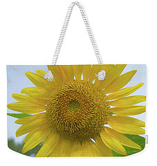 Sunflower Art Whole Weekender Tote Bag
