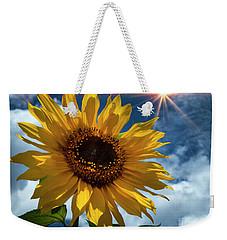 Sunflower Brilliance II Weekender Tote Bag