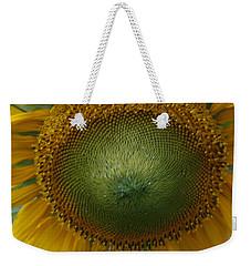 Sunflower Weekender Tote Bag by Catherine Alfidi