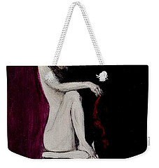Sunflower.. Weekender Tote Bag by Cristina Mihailescu