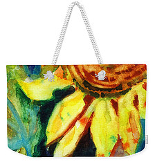 Sunflower Head 4 Weekender Tote Bag