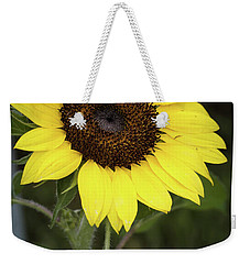Sunflower Weekender Tote Bag by Nikki McInnes