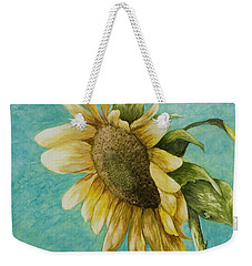 Sunflower Number One Weekender Tote Bag