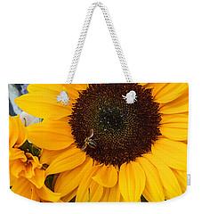 Sunflower Of France Weekender Tote Bag
