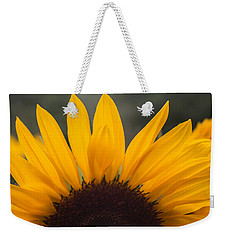 Sunflower Petals Weekender Tote Bag by Arlene Carmel