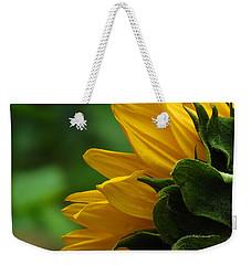 Sunflower Series I Weekender Tote Bag