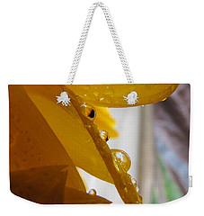 Sunflower Series II Weekender Tote Bag