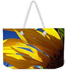Sunflower Shadows Weekender Tote Bag