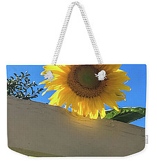 Sunflower Weekender Tote Bag by Suzanne Luft
