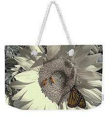 Sunflower Tint Weekender Tote Bag