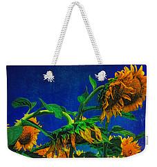 Sunflowers Awakening Weekender Tote Bag