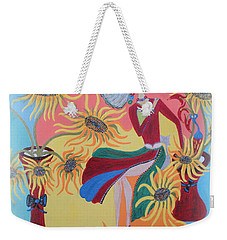 Sunflower's Contessa  Weekender Tote Bag