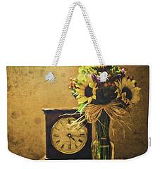Sunflowers Floral Still Life 3 Weekender Tote Bag