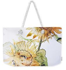 Sunflowers II Uncropped Weekender Tote Bag