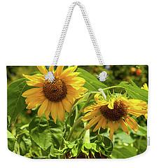 Sunflowers In Sunshine Weekender Tote Bag