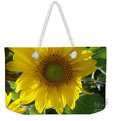 Sunflowers-just Bloomed Weekender Tote Bag