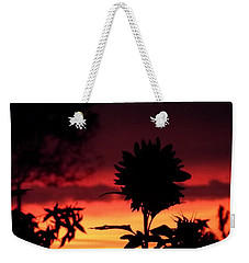 Sunflower's Sunset Weekender Tote Bag