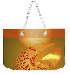 Sungazing Weekender Tote Bag