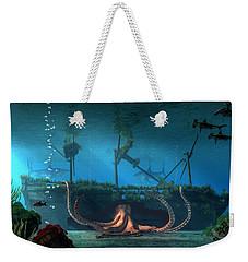 Sunken Weekender Tote Bag by Daniel Eskridge