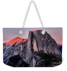 Sunkiss On Half Dome Weekender Tote Bag
