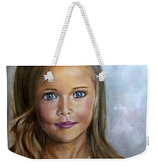 Sunkissed Innocence Weekender Tote Bag