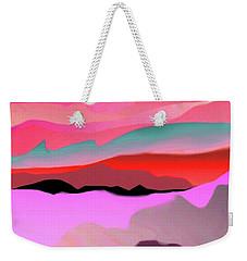 Sunland 3 Weekender Tote Bag
