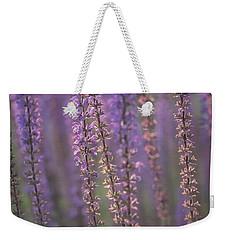 Sunlight On Lavender Weekender Tote Bag