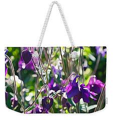 Sunlight  Weekender Tote Bag by Gabriella Weninger - David