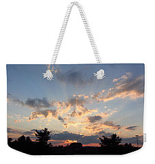 Sunlight Inspiration Weekender Tote Bag