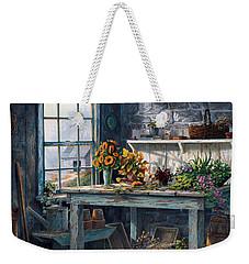 Sunlight Suite Weekender Tote Bag