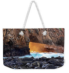 Sunlight Through  Weekender Tote Bag