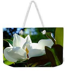 Sunlit Bloom Weekender Tote Bag