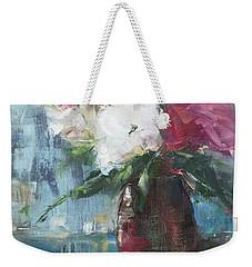 Sunlit Bouquet Weekender Tote Bag