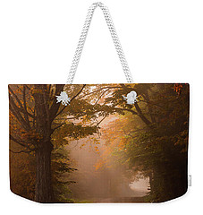 Serenity Of Fall Weekender Tote Bag