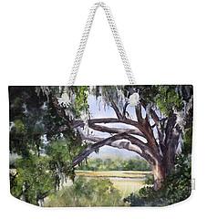 Sunlit Marsh Weekender Tote Bag