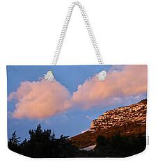 Sunlit Path Weekender Tote Bag