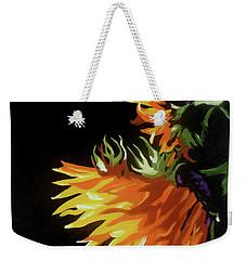 Sunlit Sunflowers Weekender Tote Bag