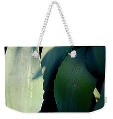 Sunlit Wild Agave  Weekender Tote Bag