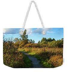 Sunny Autumn Day Weekender Tote Bag