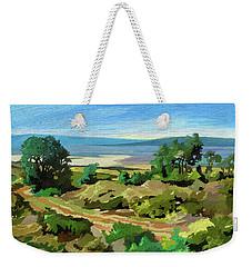 Sunny Day Weekender Tote Bag