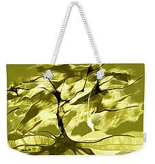 Sunny Day Weekender Tote Bag by Asok Mukhopadhyay