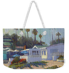 Sunny Day At Crystal Cove Weekender Tote Bag