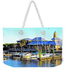 Sunny Day At Mojo's Weekender Tote Bag