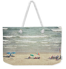 Sunny Day At North Myrtle Beach Weekender Tote Bag