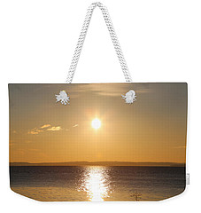 Sunny Day By The Oslo Fjords.  Weekender Tote Bag