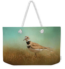 Sunny Day Stroll Weekender Tote Bag
