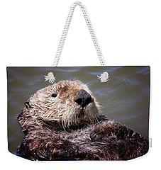 Sunny Face Weekender Tote Bag