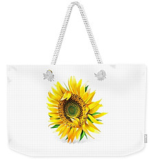 Sunny Weekender Tote Bag by Now