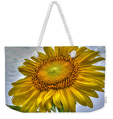 Sunny Side Up Weekender Tote Bag by Charlotte Schafer